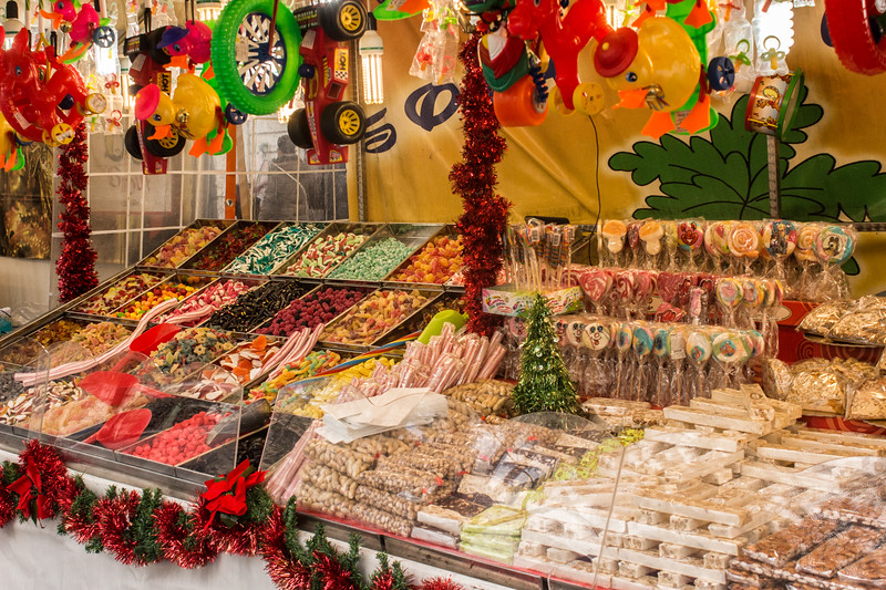 Catania - Candy Stand