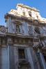 Palermo - Church Facade with Scrolls