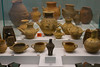Magna Grecia Museum - Objects from Iron Age Burial Ground