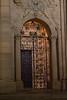 Siracusa - Duomo Door at Night