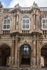 Siracusa - Palazzo Courtyard