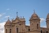 Noto - Cathedral from Santa Chiara