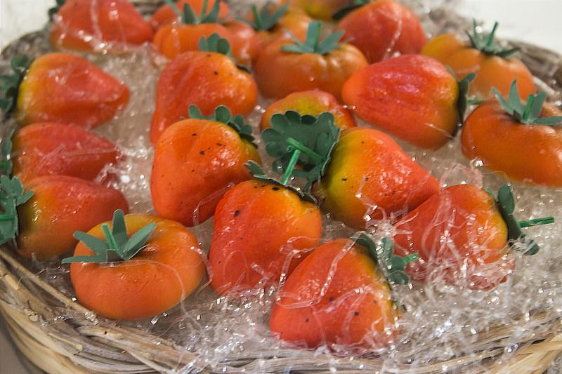 Siracusa - Marzipan Strawberries