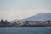 Siracusa - Mainland View with Mountain Ridge