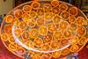 Taormina - Oranges Plate