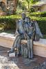 Taormina - Angels Statue