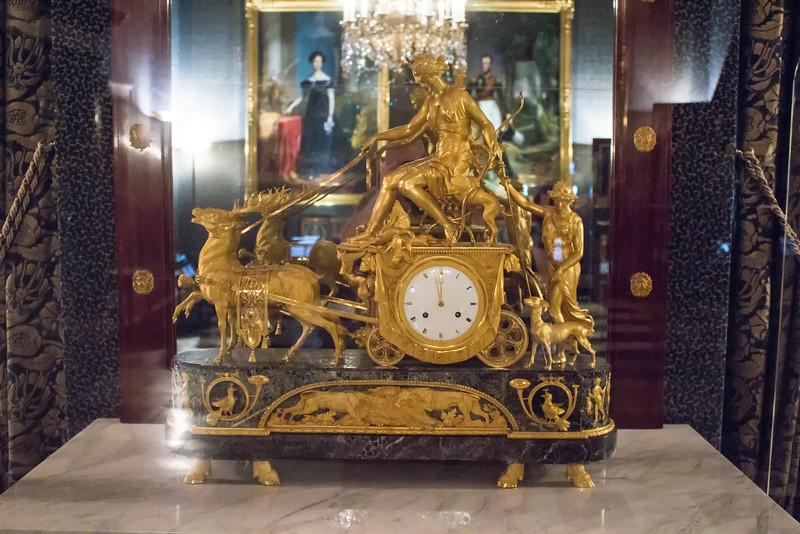 Royal Palace - Diana Clock