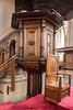 Westerkerk Pulpit