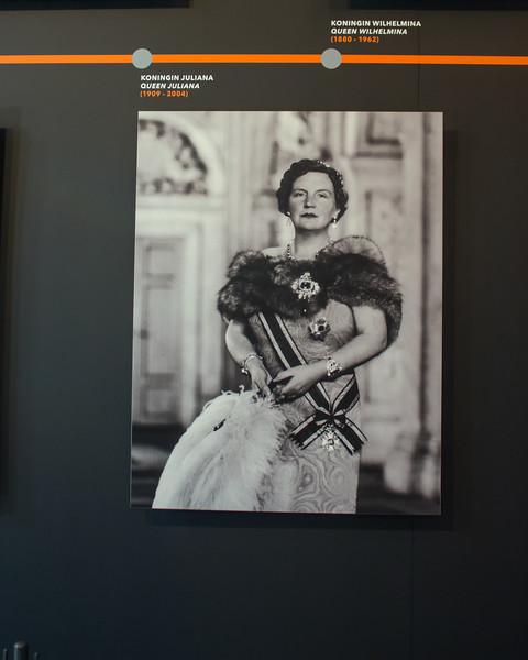 Photo of Queen Juliana