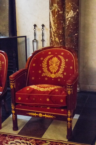 Royal Palace - Formal Chair