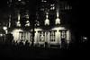 Illuminated Facade