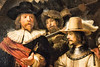 Rembrandt - Detail from The Night Watch