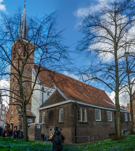 English Reformed Church in Amsterdam