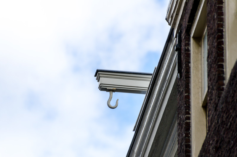 House Hook in Amsterdam