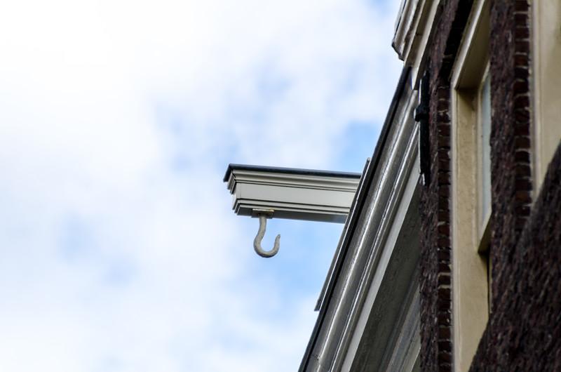 House Hook in Amsterdam