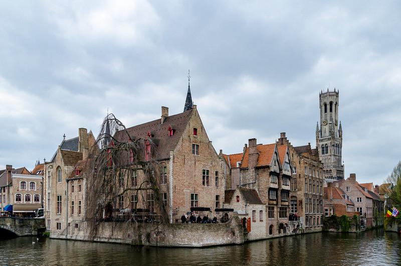 Historical Center of Brugges