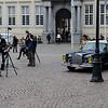 Photo Shoot in Burg Square, Brugge