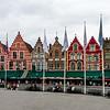 The Markt, Brugges BE