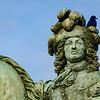 King Louis and Bird