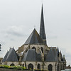St Jean Baptiste Church, Nemours FR