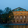 Opera House of Stuttgart