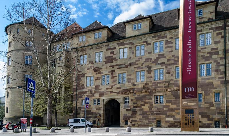 Landesmuseum Württemberg, Stuttgart DE