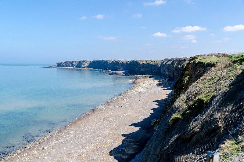Point du Hoc View