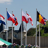 Flags of Allied Participants in D-Day Invasion