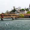 Mill Bridge, Lucerne CH