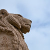 Lion Statue in Geneva