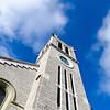 Church Steeple in Geneva CH
