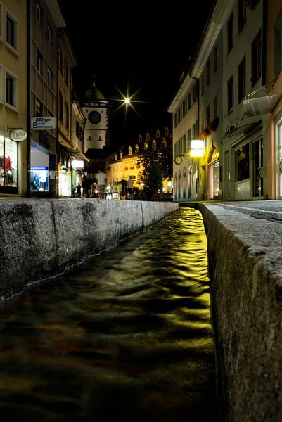 Fresh water ways, Freidberg.