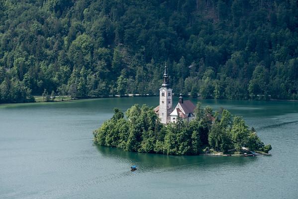 Slovenia - Alpine lakes tour