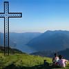 Alpi de Collono picnic.