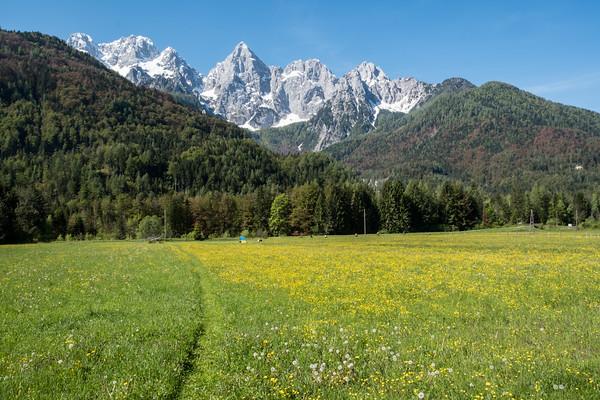 Slovenia - Soca valley