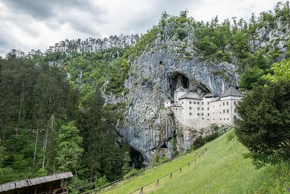 Slovenia - Predjama castle and Postojna cave