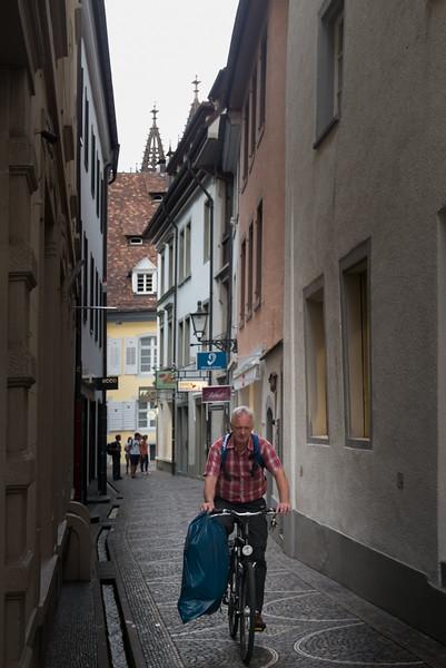 Cyclist, Freidberg.