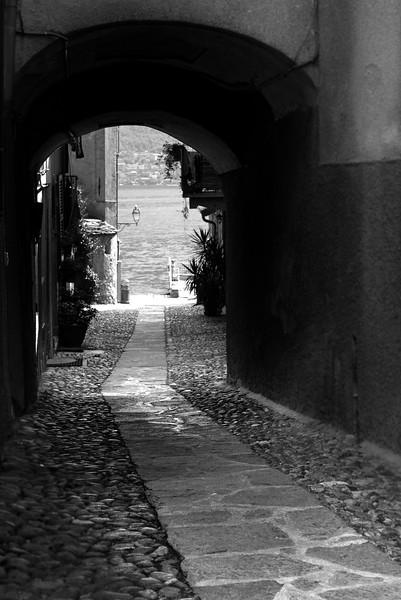 Street, Sala Comacina, Como