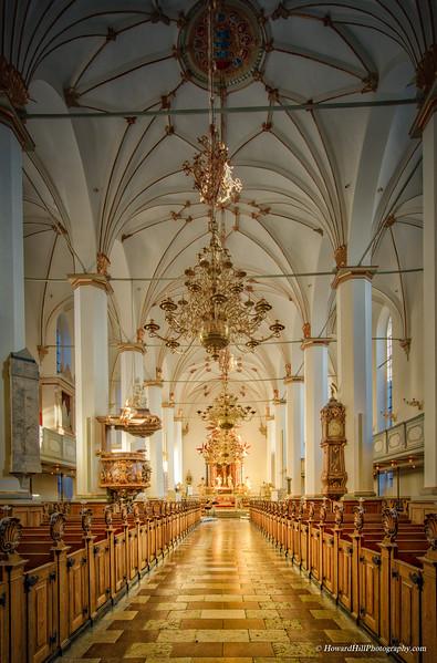 Trinitatis Church, Copenhagen