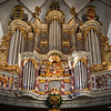 Pipe Organ, Trinitatis Church, Copenhagen