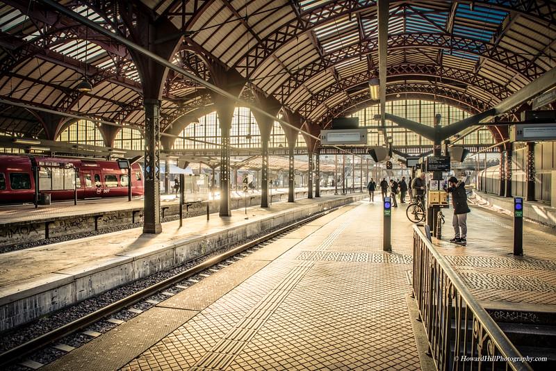 Central Train Station, Copenhagen
