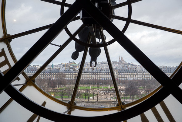 From Musée d'Orsay, Paris
