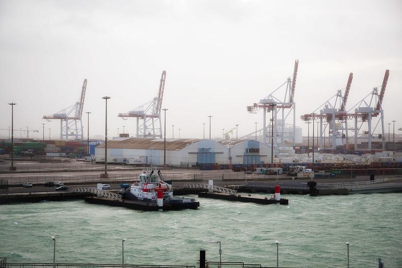Docks, France