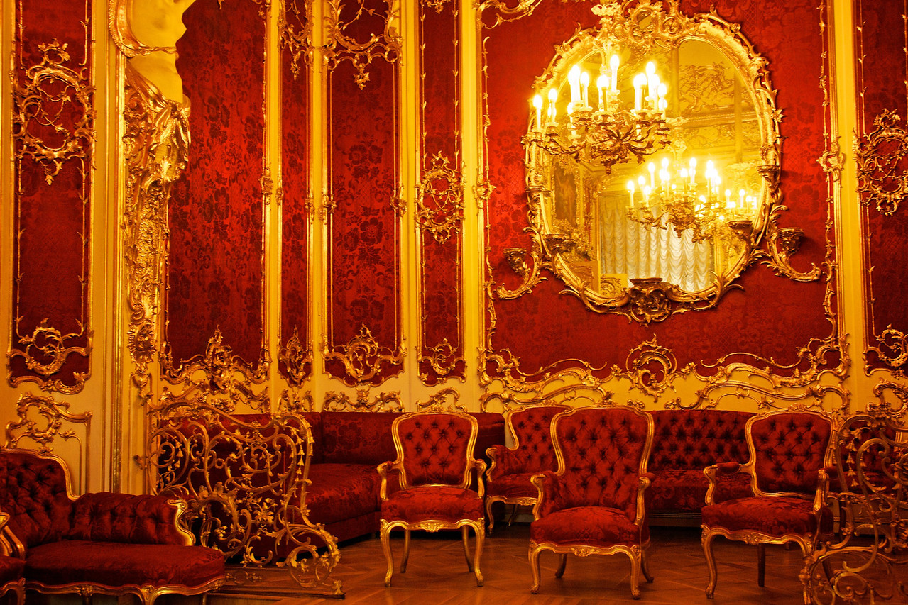 Winter Palace section of the Hermitage