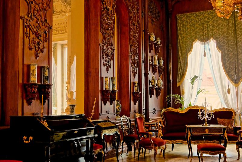 room Yusupov Palace.