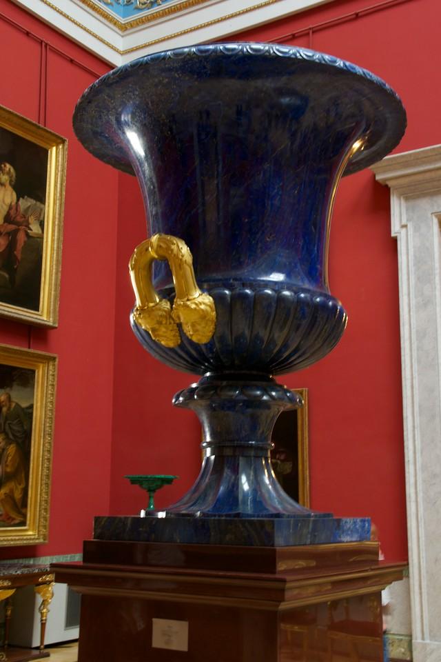 Vase of Lapus Lazuli