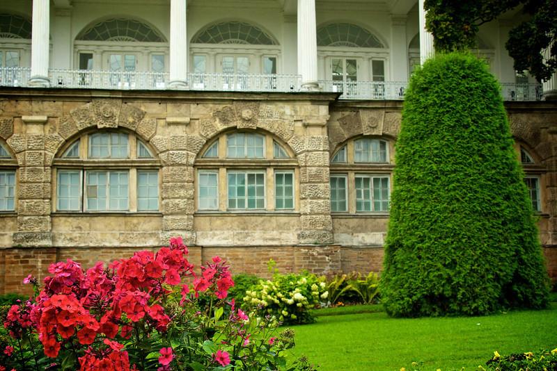 Gardens Catherine's Palace.