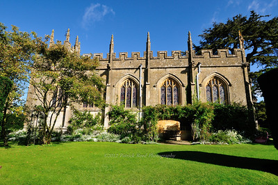St. Mary's Chapel of Sudeley Castle