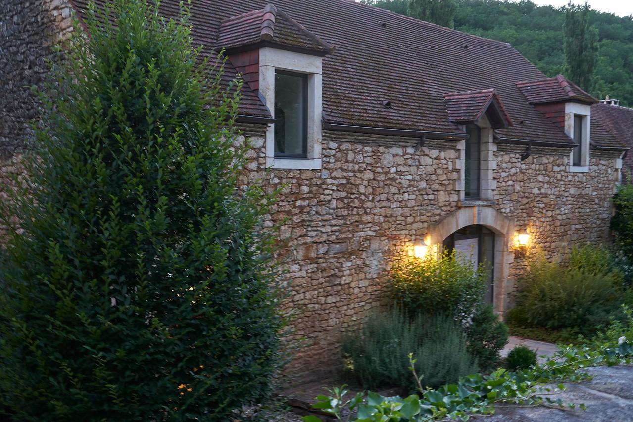 Our abode St Armand de Coly