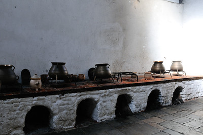 Kitchens of Hampton Court Palace